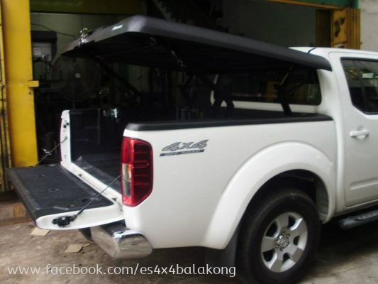 Aeroklas semi auto top up with motor. For Hilux, Triton, Ford ranger, Issuzu d max, Nissan navara.