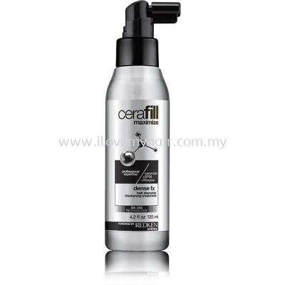 Redken Cerafill Maximize Dense fx Hair Diameter thickening Treatment 125ml