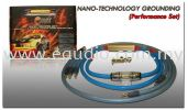 Qmax Nano-Technology Grounding Cable (Performance Set) Qmax Grounding cable Fuel and Energy Saver