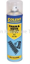 Chain & Drive Spray Lubricant SOL7320500K Solent Maintenance