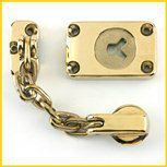 Yale - WS16 Door Chain & Bolt Door Chains Additional Security Locks