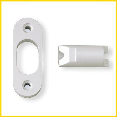 Yale - WS12 - Hinge Bolts Door Bolts Additional Security Locks