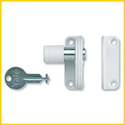 Yale - P123 - Sash Window Pressbolt