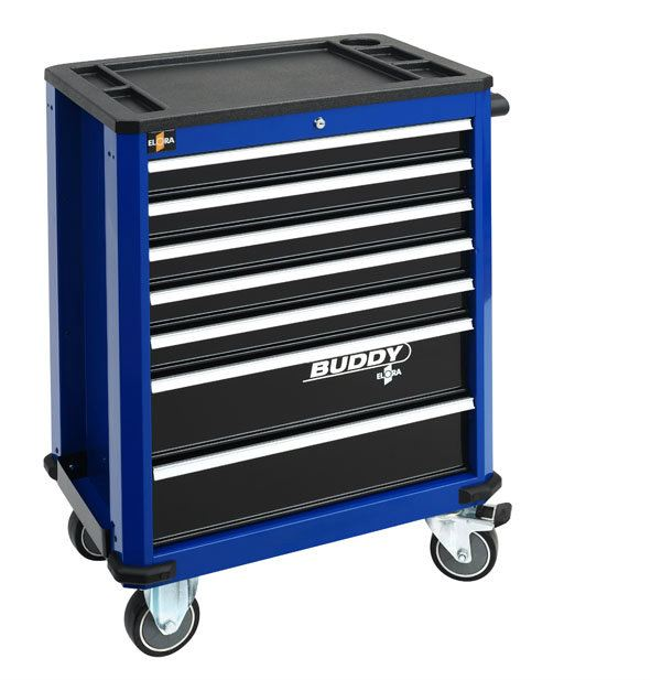 Elora - Roller Tool Cabinet Buddy Roller Cabinet Tool Storage