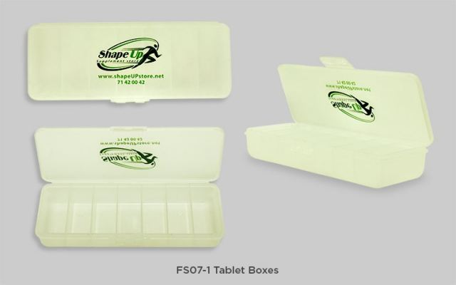 Tablet Boxes (FS24)