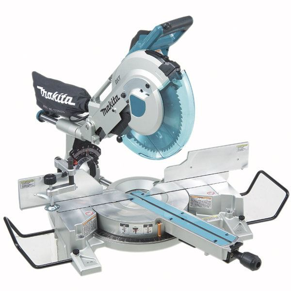 "Makita - 12"" Dual Sliding Compound Mitre Saw With Laser Saws Power Tools / Electrical Tools"