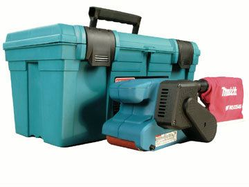 "Makita - 3"" X 18"" Belt Sander Sanders / Polishers Power Tools / Electrical Tools"