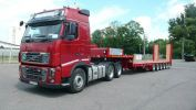 Low Loader Trailer 2 axle - 4 axle Low Loader Trailer