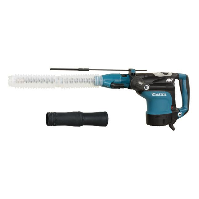 "Makita - 1-3/4"" Rotary Hammer with Dust Extraction Attachment Rotary Hammers Power Tools / Electrical Tools"