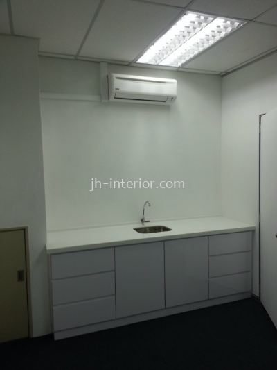 Damansara Renovation Saloon