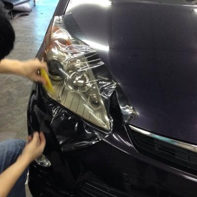 Myvi - Car HeadLamp Tint