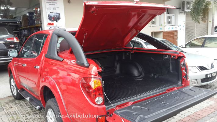 T BOX TOP UP SPORT COVER FOR ALL 4X4 CAR, TRITON, HILUX, FORD,