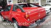 T BOX TOP UP SPORT COVER FOR ALL 4X4 CAR, TRITON, HILUX, FORD, TRITON Top up Use Back Original Roll Bar