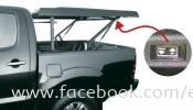 AEROKLASS SEMI SUTO TOP UP FOR ALL 4X4 CAR Aeroklass 90° Open
