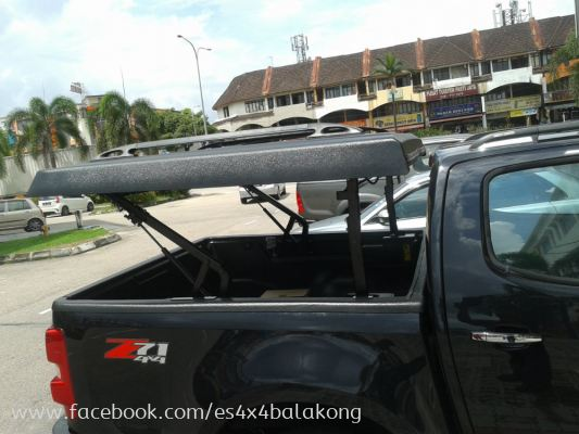 AEROKLASS SEMI SUTO TOP UP FOR ALL 4X4 CAR
