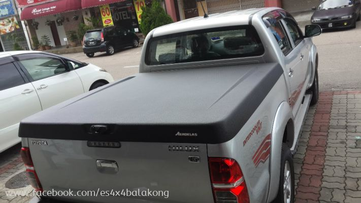 AEROKLASS SEMI SUTO TOP UP FOR HILUX