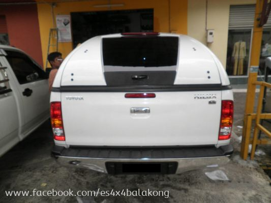 CARRY BOY CANOPY G500 FOR HILUX