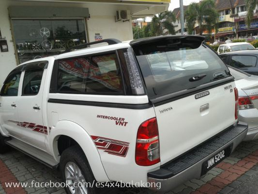 CARRY BOY CANOPY G3 FOR HILUX