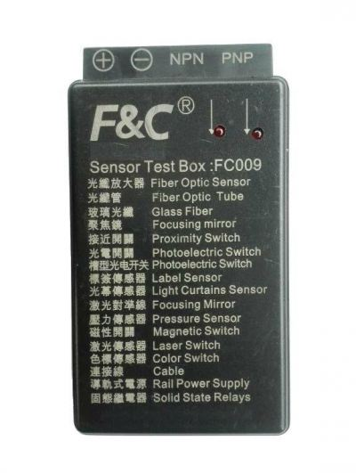 Sensor Tester Malaysia Singapore Thailand Indonesia Philippines Vietnam Europe USA - F&C FC009