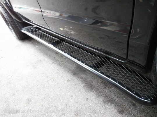 4X4 SIDE STEPS , FOR HILUX, TRITON,FORD RANGER, ISUZU,PAJERO