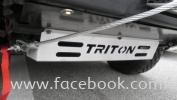 ENGINE GUARD. SKIP PLATE, STONE GUARD FOR ALL 4X4 CAR TRITON 4x4 Stone Gard