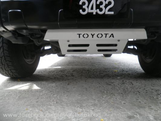 ENGINE GUARD. SKIP PLATE, STONE GUARD FOR ALL 4X4 CAR