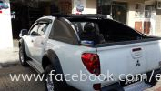 FENDER ARCH, BIG FENDER FOR 4X4 CAR. MAKE BY FIBER GLASS WITH ANY COLOR TRITON Big Fander