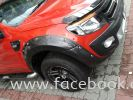 FENDER ARCH, BIG FENDER FOR 4X4 CAR. ABS WITH ANY COLOR FORD RANGER Big Fander