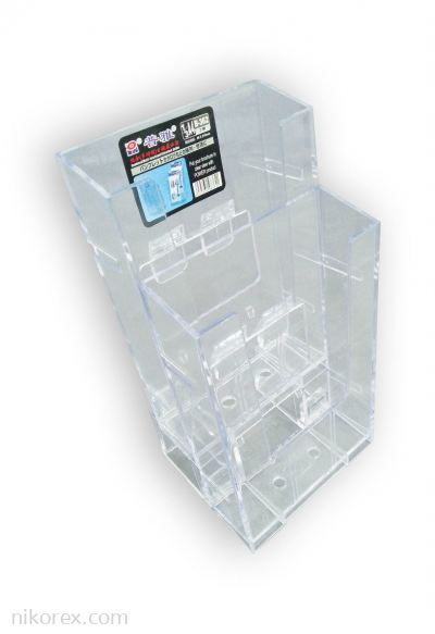 16236-B-362 1/3 A4-2Layer Brochure Holder