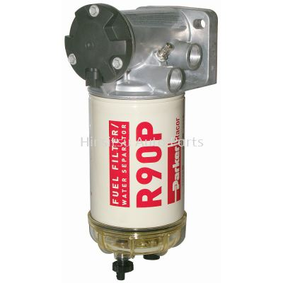 Spin-On Filter Pump Systems