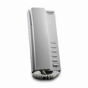 Multiple Interphone with 5 Channel and Paging Function - KIP-605PG