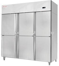 6 Door Upright Chiller / Freezer