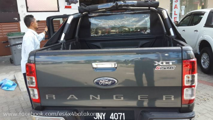 CANVAS FRO FORD RANGER