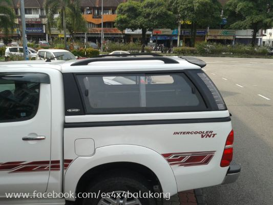 CARRYBOY CANOPY FOR HILUX