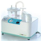 Portable Phlegm Suction Machine with battery Model: 9E-B