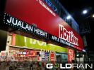 Supplies LED Signboard In JB Finished Sample