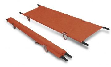 Single Foldable Pole Stretcher - FPS-S