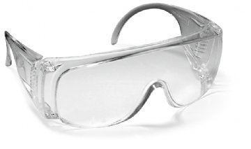 Series 2000 Visitor Safety Spectacles - VS-2000C Eyewear Protection Proguard - Safety Tools