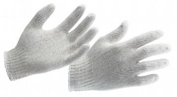 COTTON GLOVE - Cotton Knitted Gloves - B-104/A-105 Hand Protection Proguard - Safety Tools