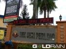 LED Display Signbrond Sample In Johor Area School Gate Finished Sample