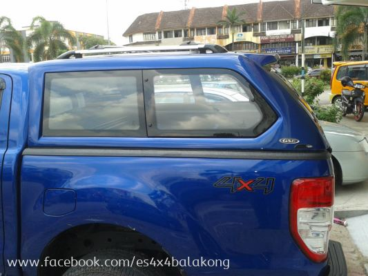 ALPHA GSE CANOPY FOR FORD RANGER T6