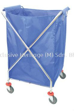 Trolley Canvas Bag that fit Trolley Size at 670mm (W) x 600mm (D) x 1050mm (H).