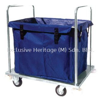 Trolley Canvas Bag that fit to Trolley Size at 920mm (W) x 680mm (D) x 800mm (H)