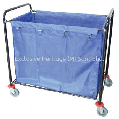 Trolley Canvas Bag that fit to Trolley Size at 930mm (W) x 560mm (D) x 900mm (H)