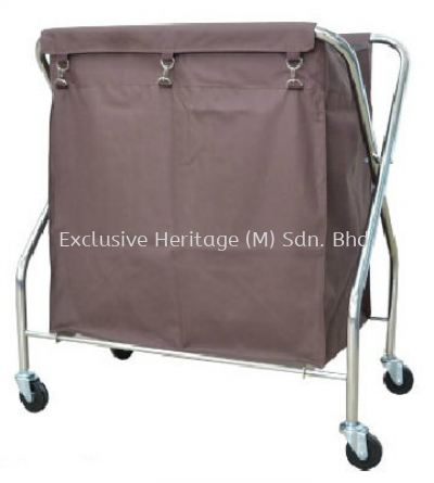 Trolley Canvas Bag that fit to Trolley Size 800mm (W) x 520mm (D) x 880mm (H)