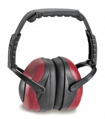 Earmuff - SQUARO Foldable Earmuff - PC08FEM Hearing Protection Proguard - Safety Tools