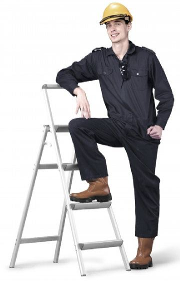 Coverall - Cotton Coverall Rainwear / Protective Clothing Proguard - Safety Tools