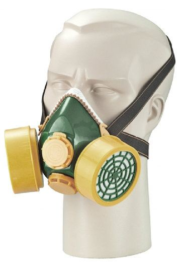 Half Mask Respirator - GM306Y Respirators Proguard - Safety Tools