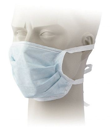 Disposal Face Mask - Tie-on Surgical Face Mask - SFM-3P-T Respirators Proguard - Safety Tools