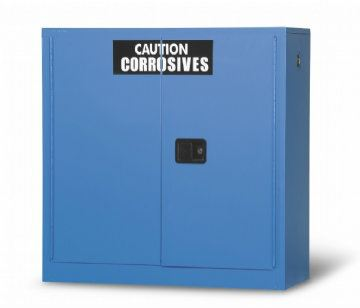 Corrosive & Acid Storage Cabinets - C116 Safety Cans / Cabinets Proguard - Safety Tools